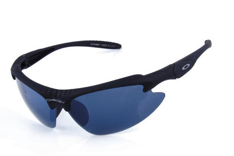 Oakley Commit Sq Semi-Rimless Black BOO