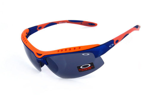 Oakley Commit Sq Semi-Rimless Orange BPQ