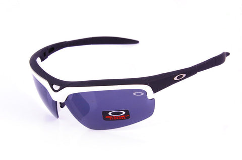 Oakley Commit Sq Semi-Rimless Black BSY
