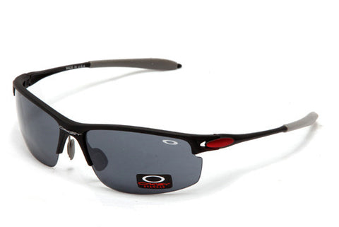 Oakley Commit Sq Semi-Rimless Black DAB