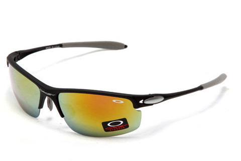 Oakley Commit Sq Semi-Rimless Black DAF