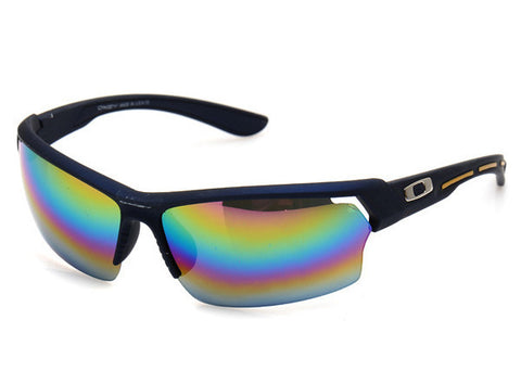 Oakley Commit Sq Rectangular Navy DEM