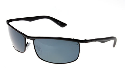 Ray Ban Active Lifestyle RB3459 Sunglasses Black Frame Gray Lens
