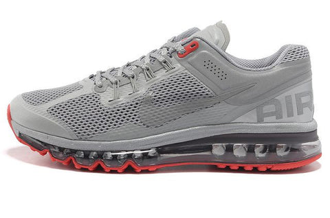 Air Max 2013 Men Grey Red M21065