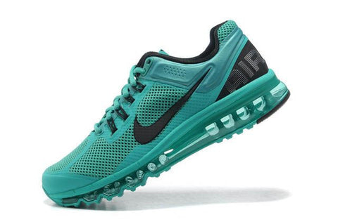 Air Max 2013 Women Black Jade Boutique M21077