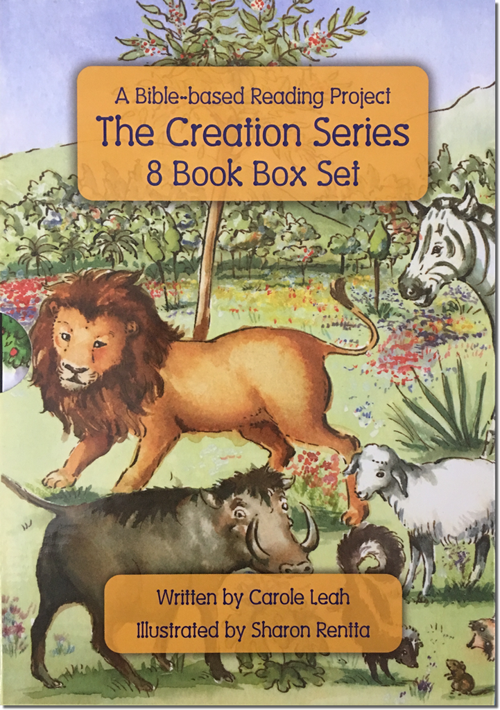 The Children's Creation Series (Pack of 8 books) - 48% off