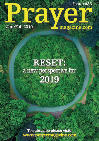 Prayer Magazine - #33 Jan/Feb '19 edition