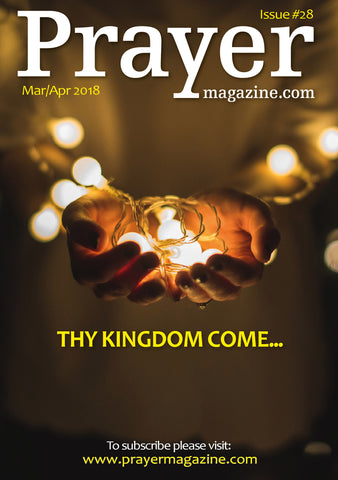 Prayer Magazine - #28 Mar/Apr '18 edition