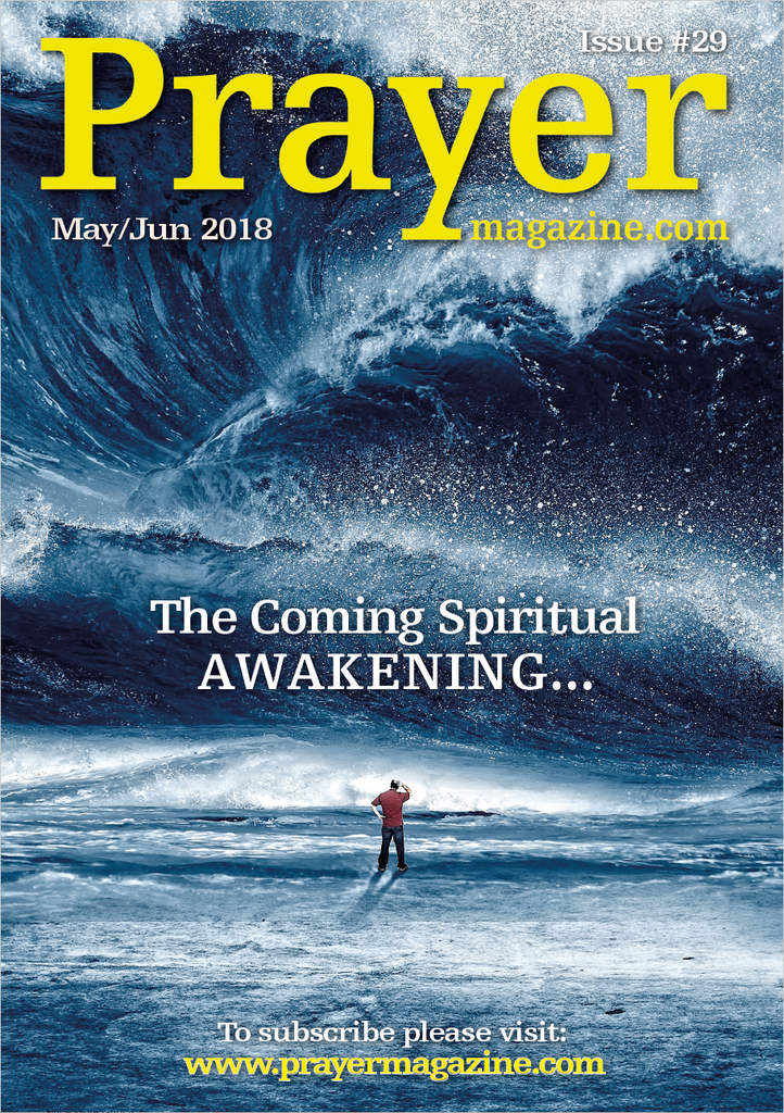 Prayer Magazine - #29 May/Jun '18 edition