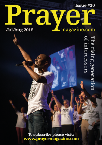 Try for FREE - Prayer Magazine - #30 Jul/Aug '18 edition