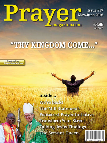 Prayer Magazine - Single Copy (#17 May/Jun edition).