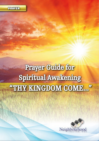 Spiritual Awakening Prayer Guide