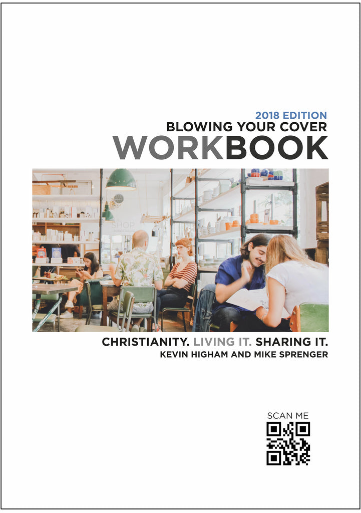 Blowing Your Cover - Work Book