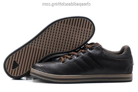 brand new 7558b 9726d Leeds Mens Adidas Zeitfre Shoes Dark Black