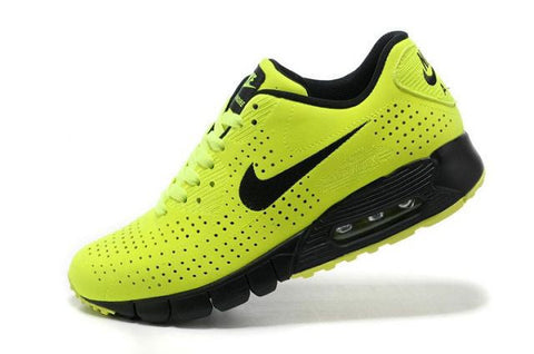 Nike Air Max 90 Current Moire Womens Fluorescence GreenBlack