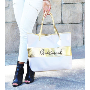Bridal Party Tote Bag - jcubedk