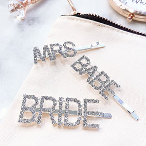Bridal Hairpins - jcubedk