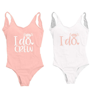 I Do Crew Bridesmaid Swimsuit - jcubedk