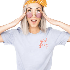 Girl Gang Bachelorette Shirts - jcubedk