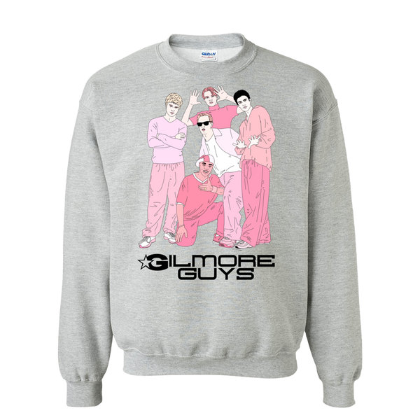 Boy Band Sweatshirt
