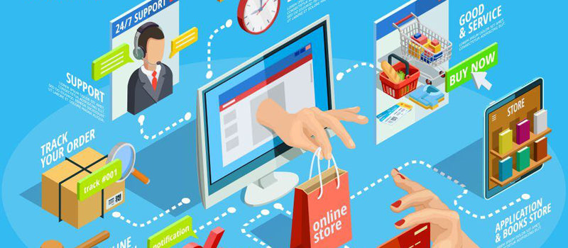 Perbedaan Online Shop, Marketplace dan E-commerce
