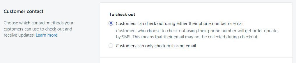 setting notifikasi sms aplikasi indoco pada website berbasis shopify