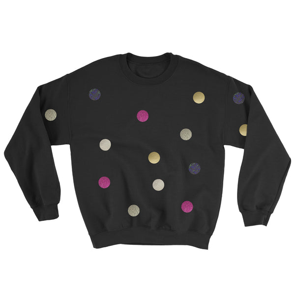 Adults' Sparkle Spot Sweat