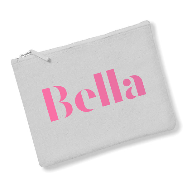 Personalised Cotton Pouch