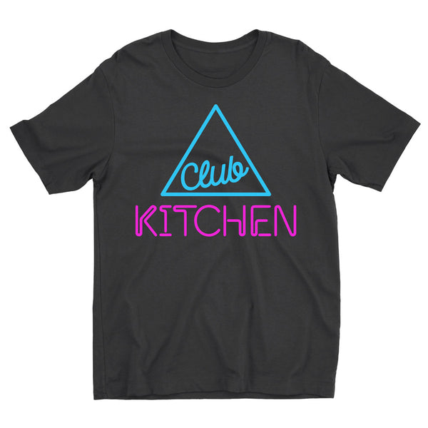 Adults 'Club Kitchen' tee