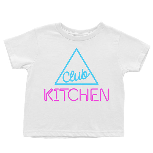 Kids & Baby 'Club Kitchen' tee