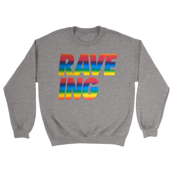 Adults Rainbow RAVE ING* Sweat