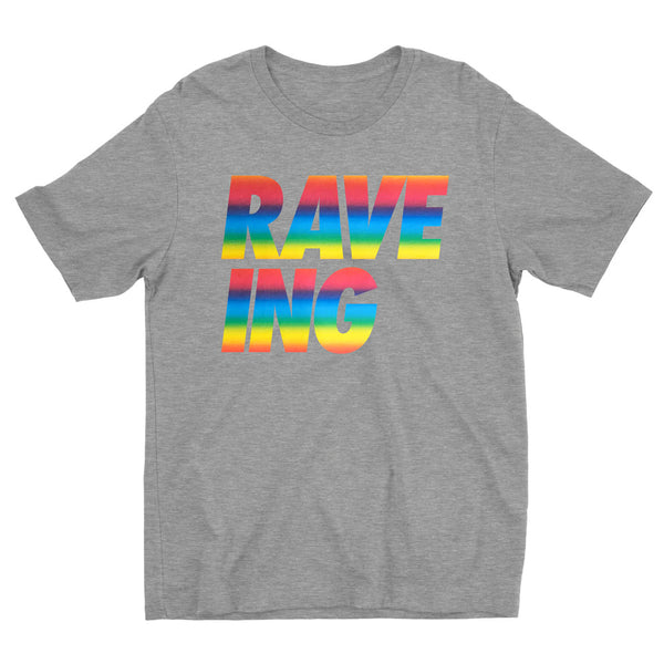 Adults RAINBOW RAVE-ING* Tee