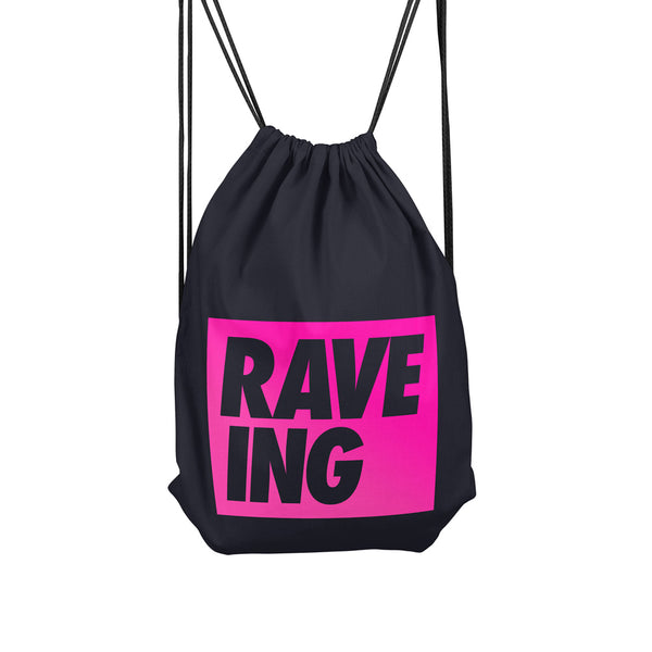 Organic Cotton RAVE ING* Backpack