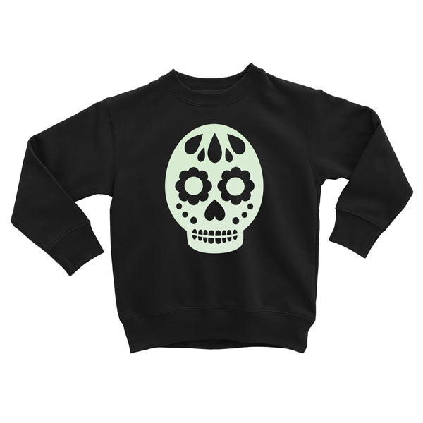 Adults Glow Skull Sweat