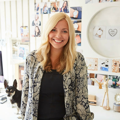 Story 81 meets Votch Founder Laura Way