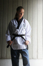 Tusah Poomsae - Easy Fit Male and Female Dan Uniform