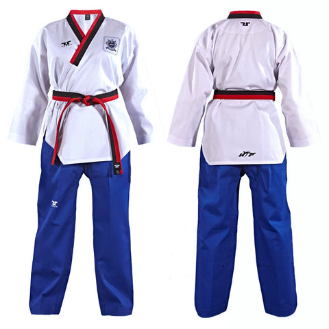 Tusah Poomsae - Easy Fit Male and Female Poom Uniform