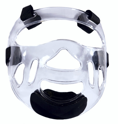 WTF Approved Clear Visor/Mask