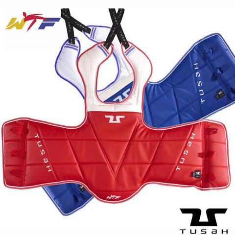 Tusah - Taekwondo Reversible Chest Guard