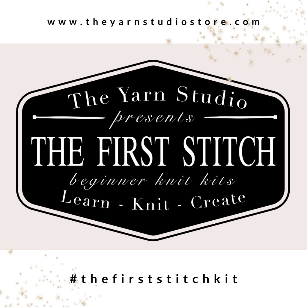 Beginner Knit Course NOW AVAILABLE  for order