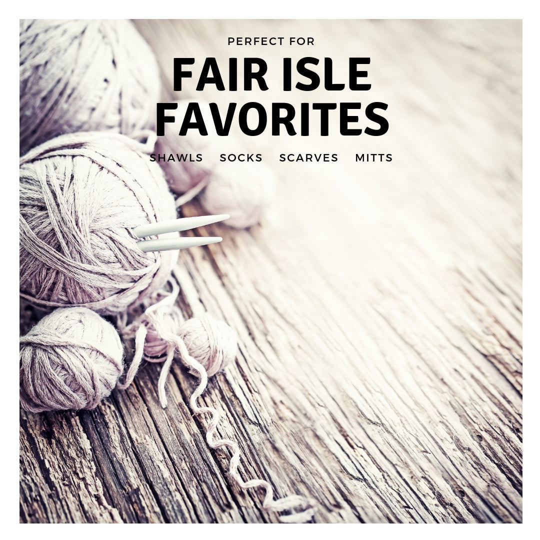 Fair Isle Favorites