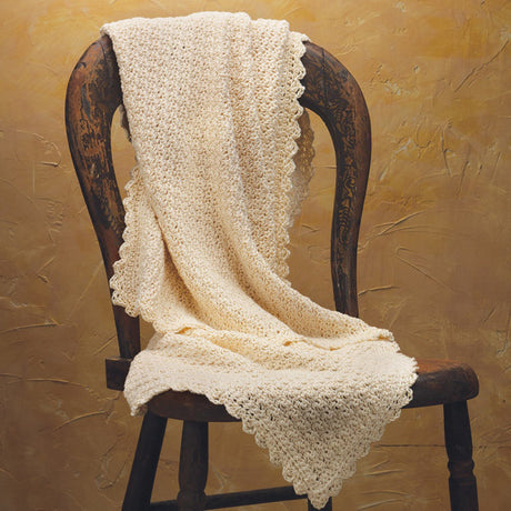 Pure and Simple Crochet Baby Blanket Kit