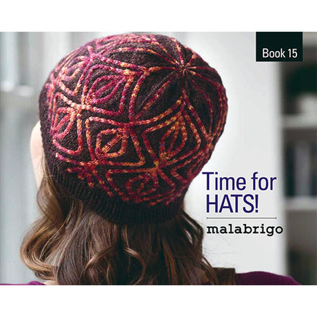 "Malibrigo ""Time for Hats"" Book 15"