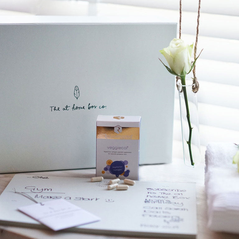 Home Sanctuary teams up with the At Home Box Company