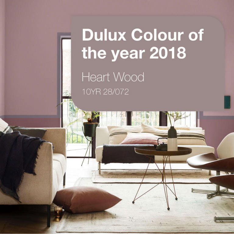 Dulux Colour of the Year: Heart Wood