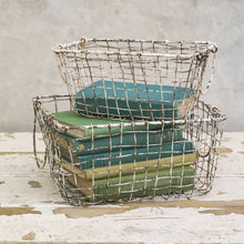 Iron Distressed Baskets