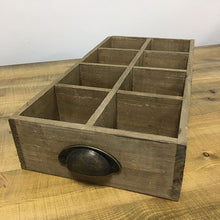 Wooden Storage Tidy