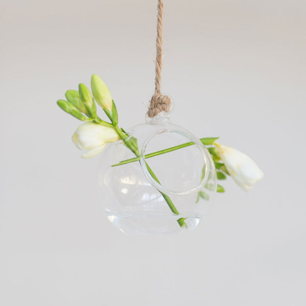 Glass Hanging Bauble