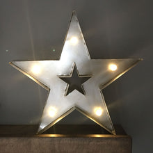 Retro LED Star