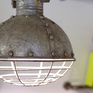 Vintage Warehouse Light